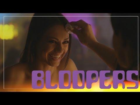 Mila Kunis - Bloopers