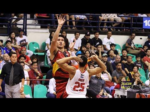 San Miguel vs. Ginebra - Q4 | Philippine Cup 2015-2016