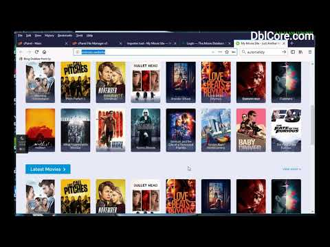 How to Creating Movie Streaming SIte and Auto Embed 2017