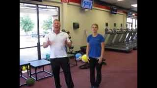 Everybody Fitness Centers Dayton, Oh - Anti-rotational, Anti- Extension Functional Training