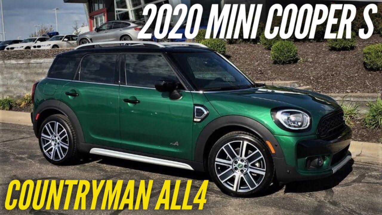 2020 Mini Cooper Countryman Spy Shoot