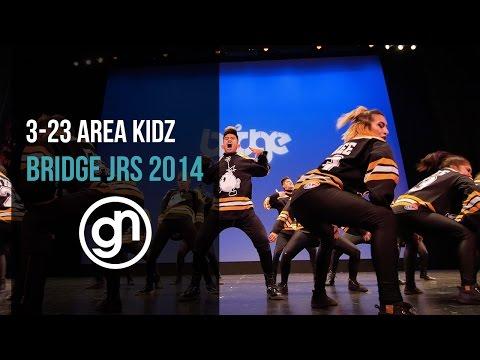 3-23 Area Kidz [2nd Place] | Bridge Jrs 2014 [Official Front Row 4K]