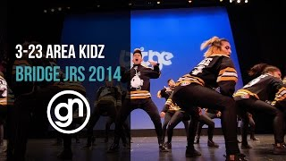 3-23 Area Kidz [2nd Place] | Bridge Jrs 2014 [Official Front Row 4K]