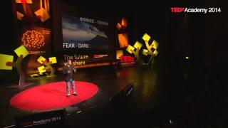 The Greece I dream of | Nikos Koumettis | TEDxAcademy