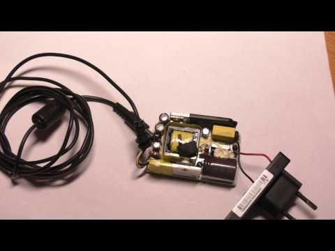 Простой ремонт адаптера питания LG ADS-24S-12 от монитора LG Flatrone W1943SE-PF