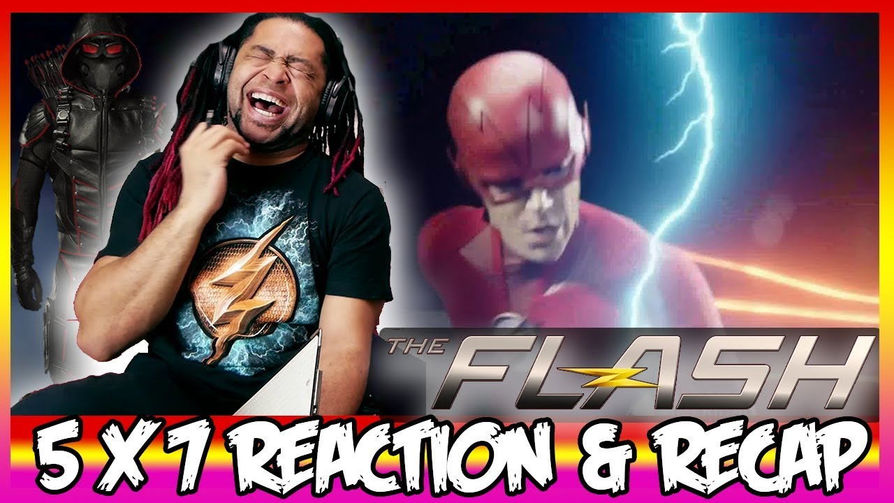 The Flash Season 5 Episode 7 Reaction & Review