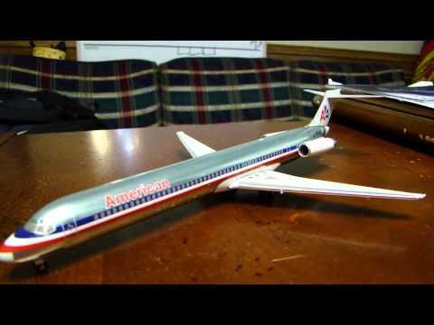 American MD83 1:200