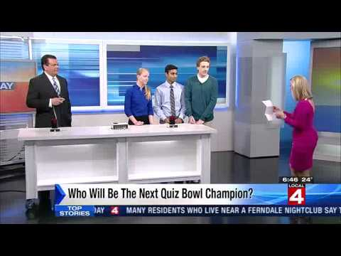 Walsh College Professor David Dieterle Appears on WDIV for the Michigan Economics Challenge