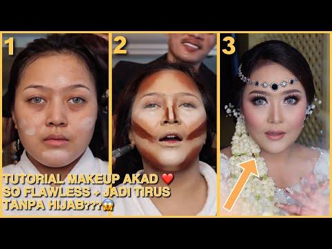 Tutorial Makeup NIKAH Untuk Wajah TEMBEM A.k.a CHUBBY