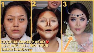 Cover images Tutorial Makeup NIKAH untuk Wajah TEMBEM a.k.a CHUBBY