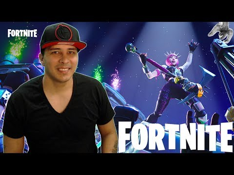 Fortnite Battle Royale! Xbox One! Saturday Night! 🔴LIVE#118