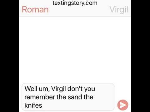 Prinxiety (Princey/Roman x Anxiety/Virgil) Texting Story 2