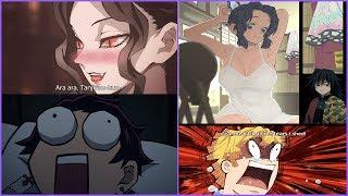 Anime meme Kimetsu no Yaiba | Demon slayer memes #3