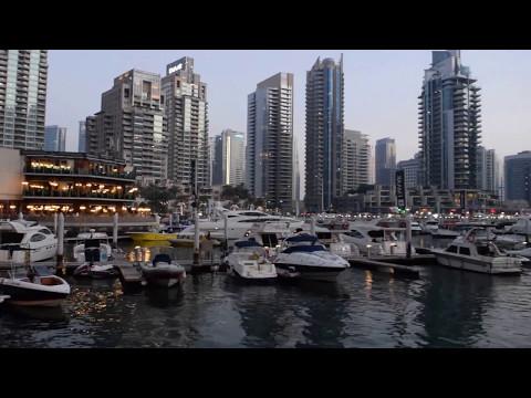 Dubai Marina Tour - 2017