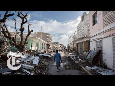 Hurricane Irma Churns Toward Florida | The New York Times