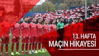 13. Hafta | Sarıyerspor 1   1 Yılport Samsunspor | Maçın Hikayesi