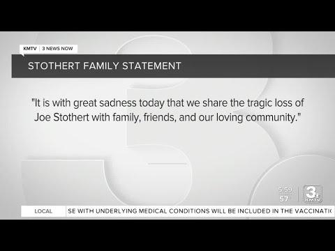 Omaha Mayor Jean Stothert's husband dies suddenly at home