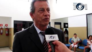 Dr. Carlos Simões é diplomado prefeito de Mucuri