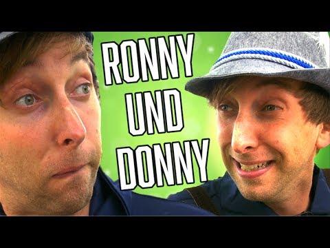 Hauptkommissar Ronny und sein Bruder Donny !!!