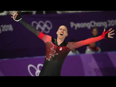 Canadian Olympic gold medalist Ted-Jan Bloemen on the past and future of speedskating
