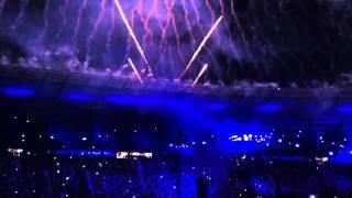 Sido & Mario Barth - Ick Liebe Dir Berlin Olympiastadion 2011 Feuerwerk