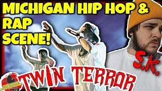 MICHIGAN HIP HOP & RAP SCENE | PAST, PRESENT & FUTURE | TWIN TERROR, S.K.