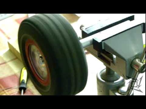 How To: Make RC Wheel Balancer - YouTube