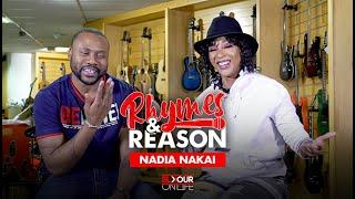 Nadia Nakai Puts Reason Behind Her Rhymes On The 5th Episode Of Rhymes & Reason