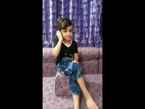 سجاد يخابر أحمد الساعدي