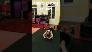Senshi Martial Arts Academy Short Circuit class
