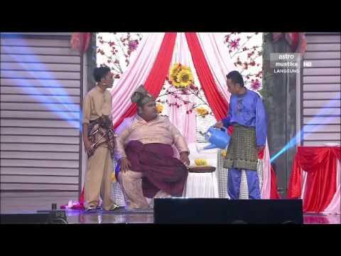 Maharaja Lawak Mega 2013 - Akhir - Tema Bebas - Bocey