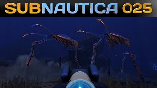 SUBNAUTICA [025] [Gefangen im Grand Reef] [PRAWN] [Let's Play Gameplay Deutsch German] thumbnail