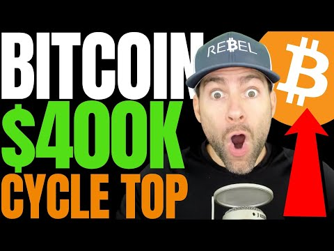 BITCOIN WILL FINISH THIS CYCLE CLOSE TO $400K AND ETHEREUM CLOSER TO $40K, PREDICTS MACRO GURU!!
