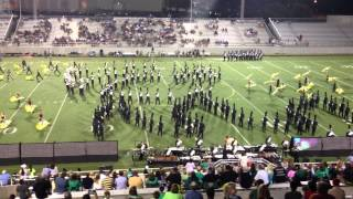 Berkner Band Show Oct. 4, 2013