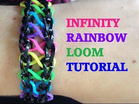 Infinity Loom Celet Tutorial Rainbow Loom Jasminestarler