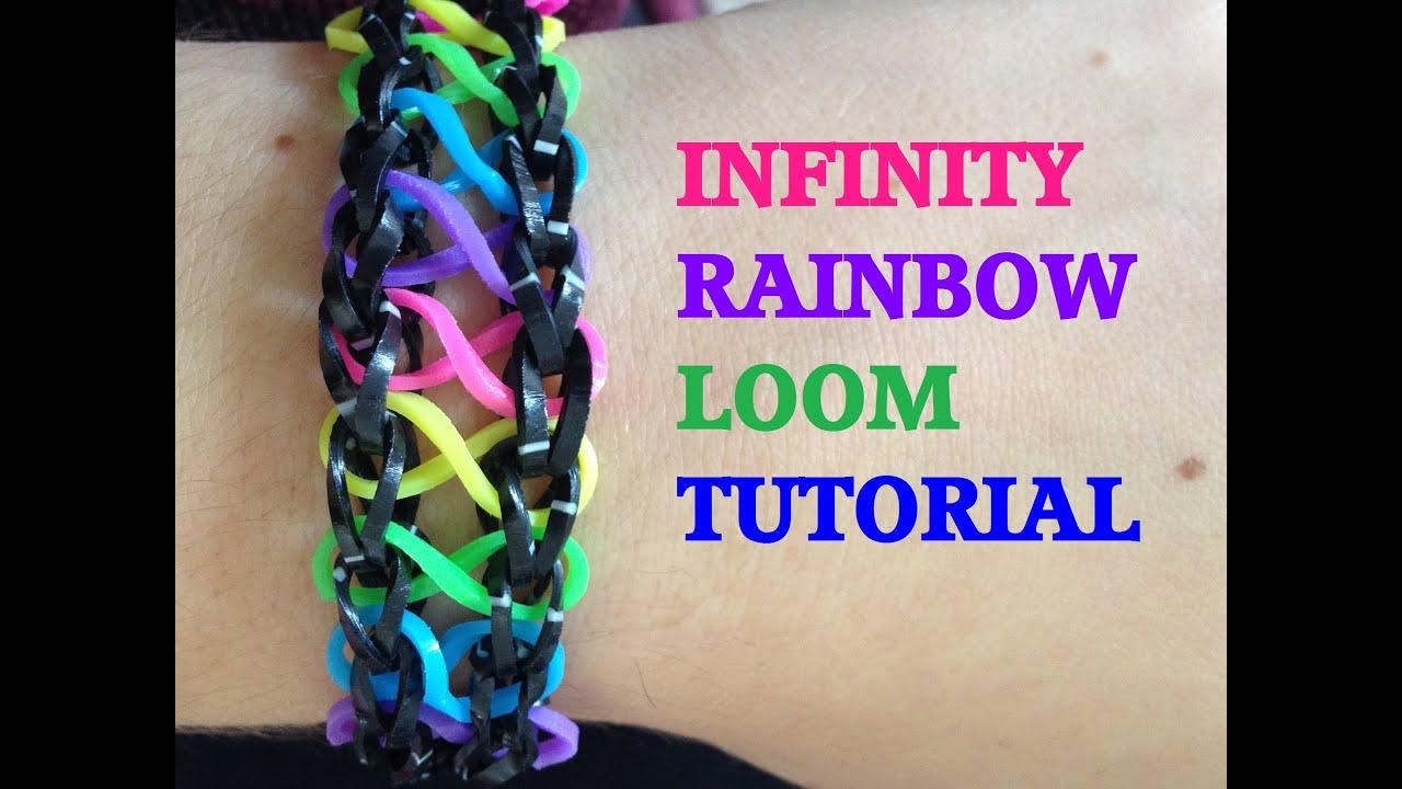 Great Rubber Band Bracelet Tutorials For Be Ginner Waterfall How To Make A Loom