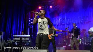 Shaggy + Rayvon - 2/6 - Medley + It Wasn´t Me + Angel + Strength Of A Woman - Reggae Jam 2014