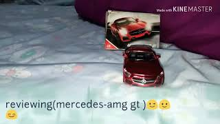 Majorette (Mercedes-amg gt)😉🙂😊