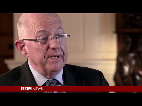 BBC HARDtalk - Charles Flanagan, Minister for Foreign Affairs and Trade, Ireland (12/5/17) (720p)