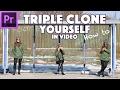 📖 Triple Clone Yourself | Premiere Pr