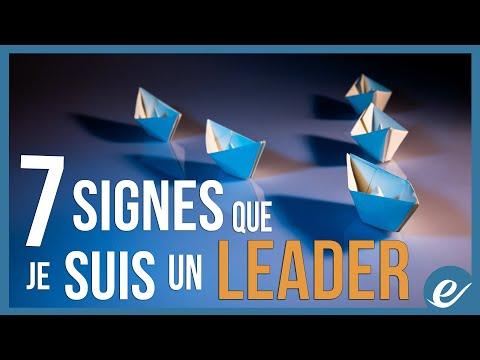 7 SIGNES QUE JE SUIS UN LEADER - Luc Dumont
