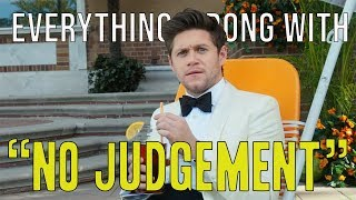 """Everything Wrong With Niall Horan - """"No Judgement"""""""