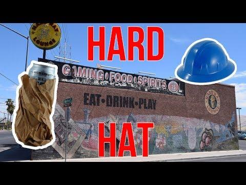 Oldest Dive Bar In Las Vegas - The Hard Hat Lounge