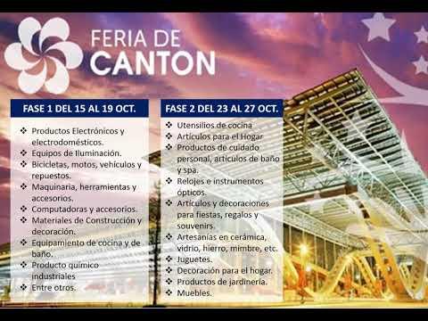 De Canton Grupo Presentacion Feria Edh Youtube 8k0ONnwPX