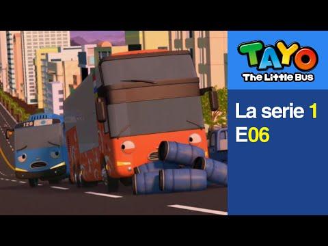 [Tayo Español la Serie 1] #06 Gracias, Cito