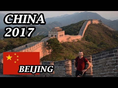 My Expat Diary - China (Beijing Great Wall, Forbidden Palace, Badaling+ Classics) 09/30/2017