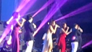 Sarah Geronimo and The CompanY - You Changed My Life In A Moment (Live)