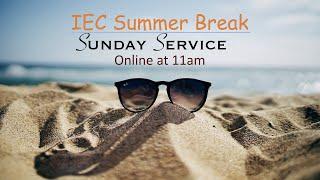 IEC Sunday Service  12/07/2020