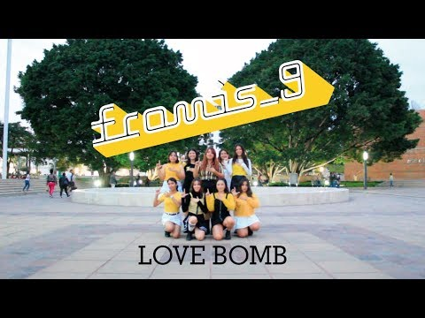 [KPOP IN PUBLIC MEXICO] Fromis_9 (프로미스나인 ) - LOVE BOMB Dance Cover [The Essence]