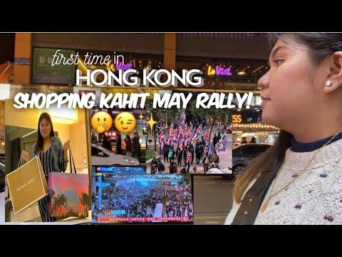 MUST VISIT PLACES IN HONGKONG!! Part 1